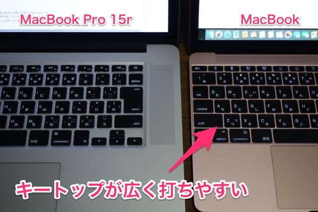 12インチMacbook_キートップ