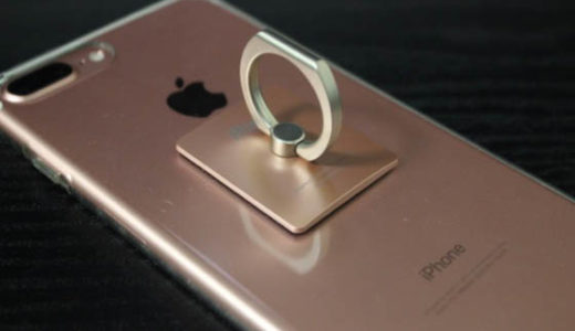 iPhone 7 Plusの傷を防ぎ持ちやすくするおすすめの保護アクセサリ3選!