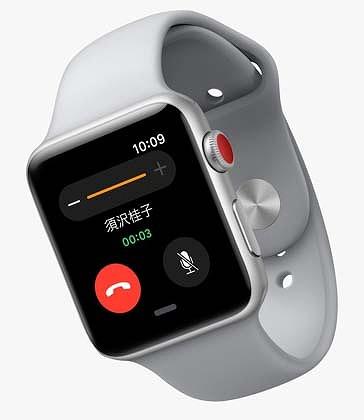 Apple Watch Series 3_デジタルクラウン