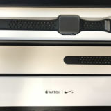 Apple Watch 3 Nike+_開封
