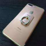 バンカーリング_iPhone 7 Plus
