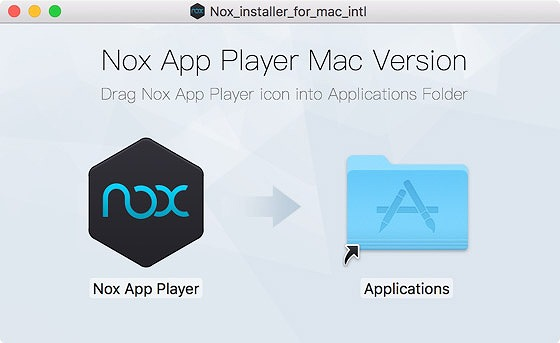 Nox Player_インストール